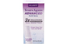 Ocusoft Tears Again Advanced Liposome Spray (.5 fl. oz.)