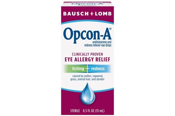 Opcon-A Eye Allergy Relief Eye Drops (.5 fl. oz.) DryRedEyeTreatments
