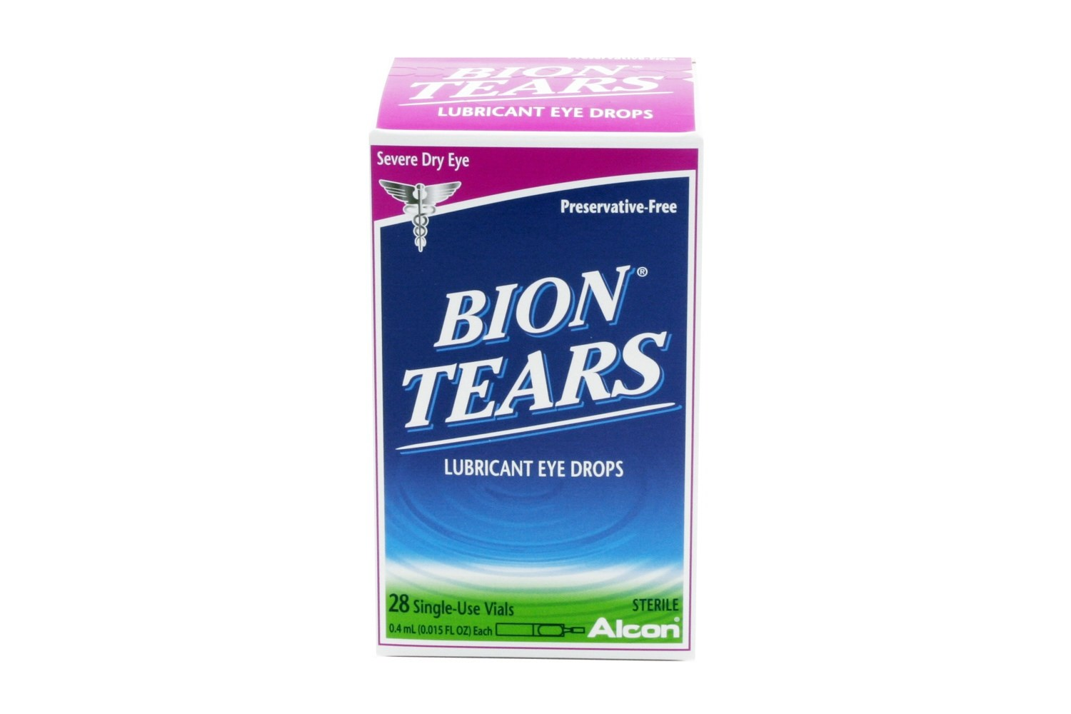 Bion Tears Lubricant Eye Drops 28 ct