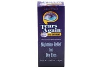 Tears Again Eye Ointment for Nighttime Relief
