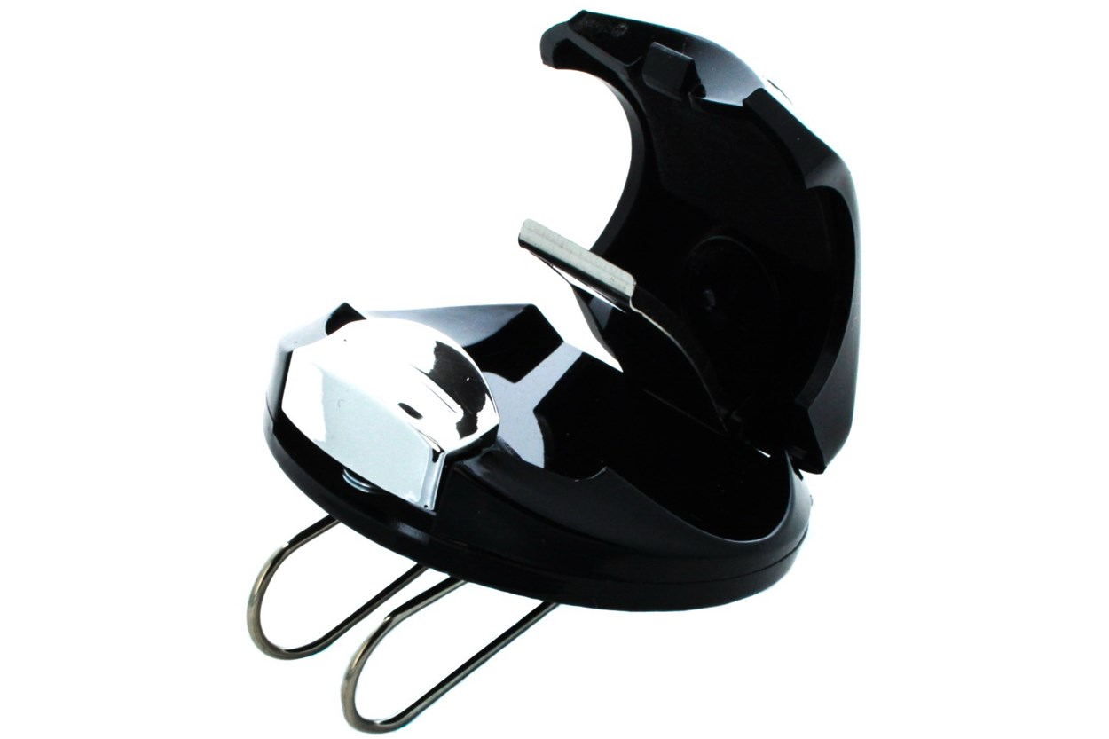 Alternate Image 1 - Amcon Glasses Visor Clip Black OtherEyecareProducts