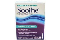 Soothe Lubricant Eye Drops (28 ct.)