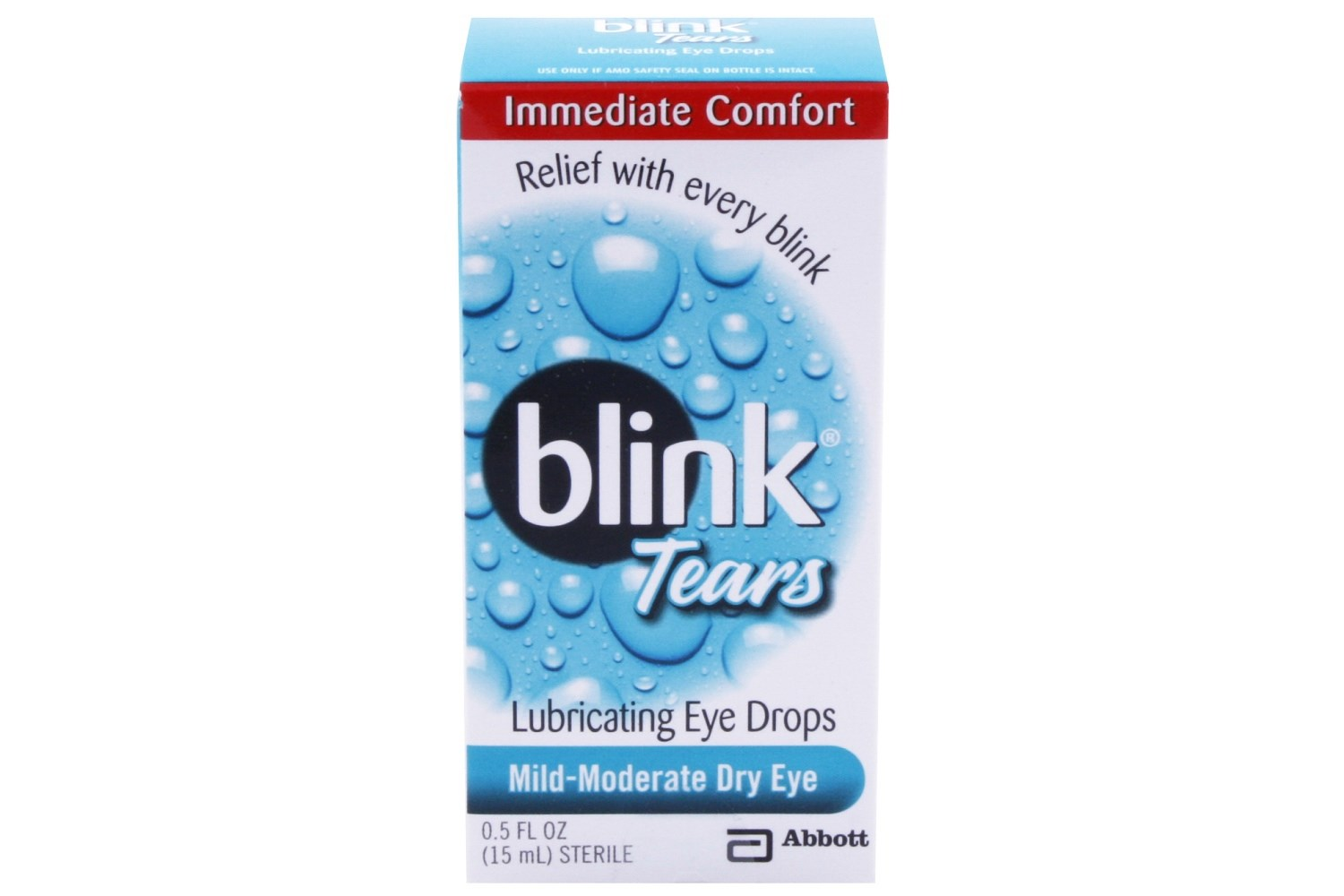 Blink Tears Eye Drops 5 fl oz