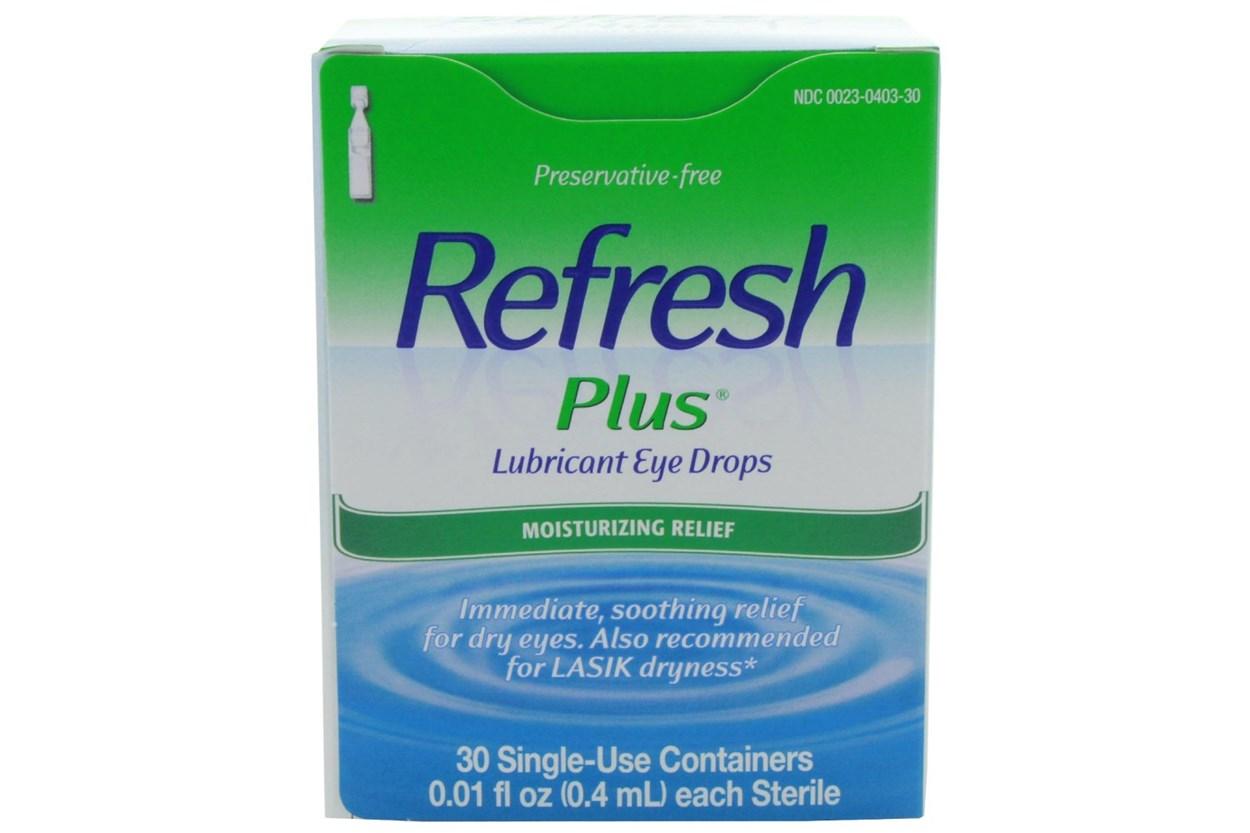 Refresh Plus Eye Drops (30 ct.)  DryRedEyeTreatments