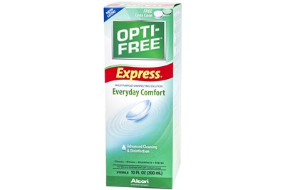 Opti-Free Express Multi-Purpose Solution (10 fl. oz.)