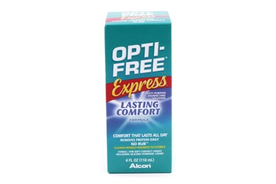 Opti-Free Express Multi-Purpose Solution (4 fl. oz.)