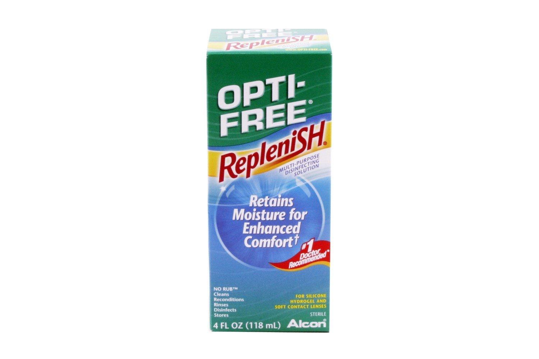 Opti Free Replenish 4 fl oz