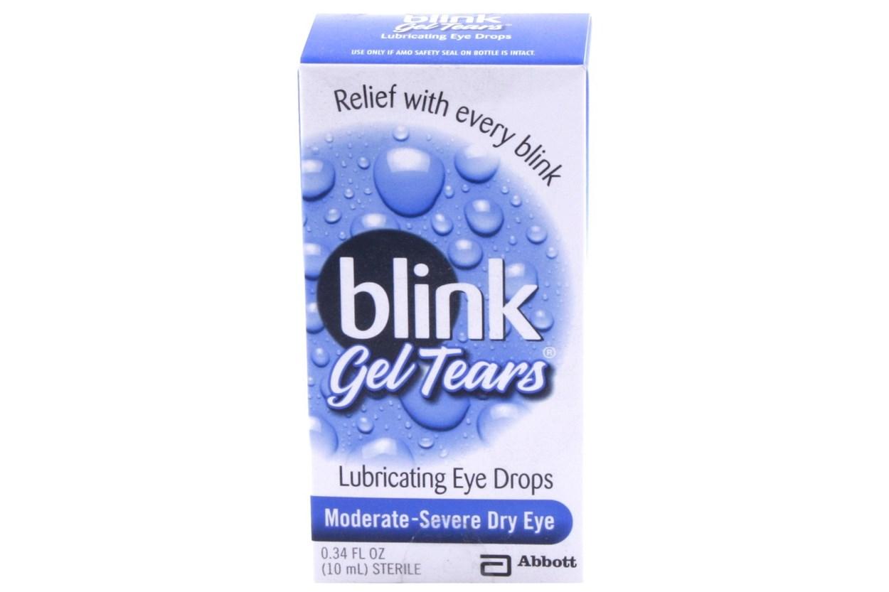 AMO Blink Gel Tears Eye Drops (.34 fl. oz.)  DryRedEyeTreatments