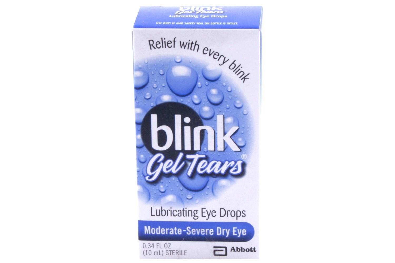Blink Gel Tears Eye Drops 34 fl oz