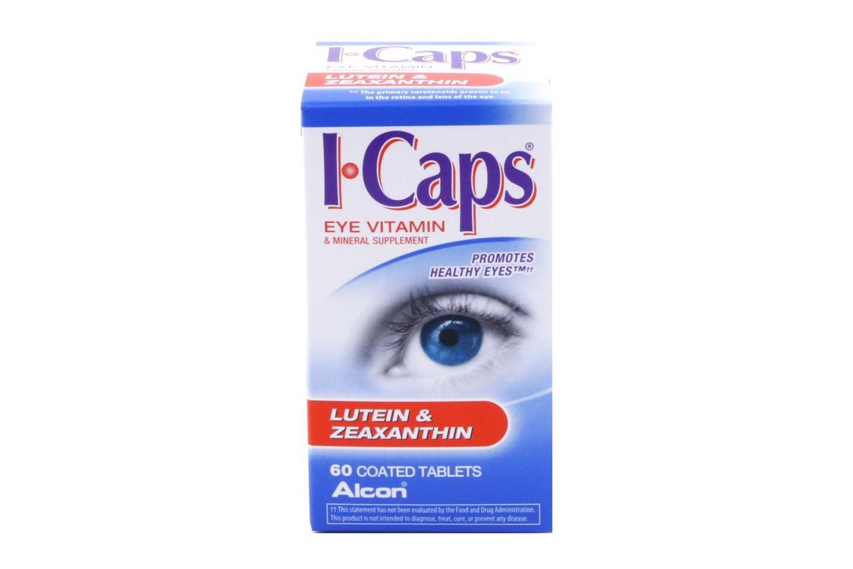 Alcon I Caps Lutein Zeaxanthin 60 ct