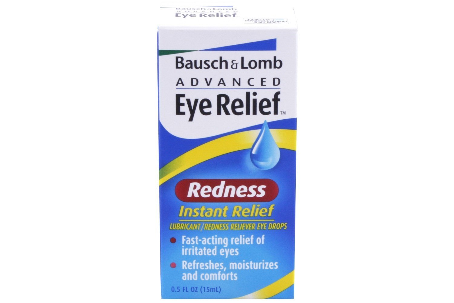 Advanced Eye Relief Redness Instant Relief Eye Drops 5 fl oz