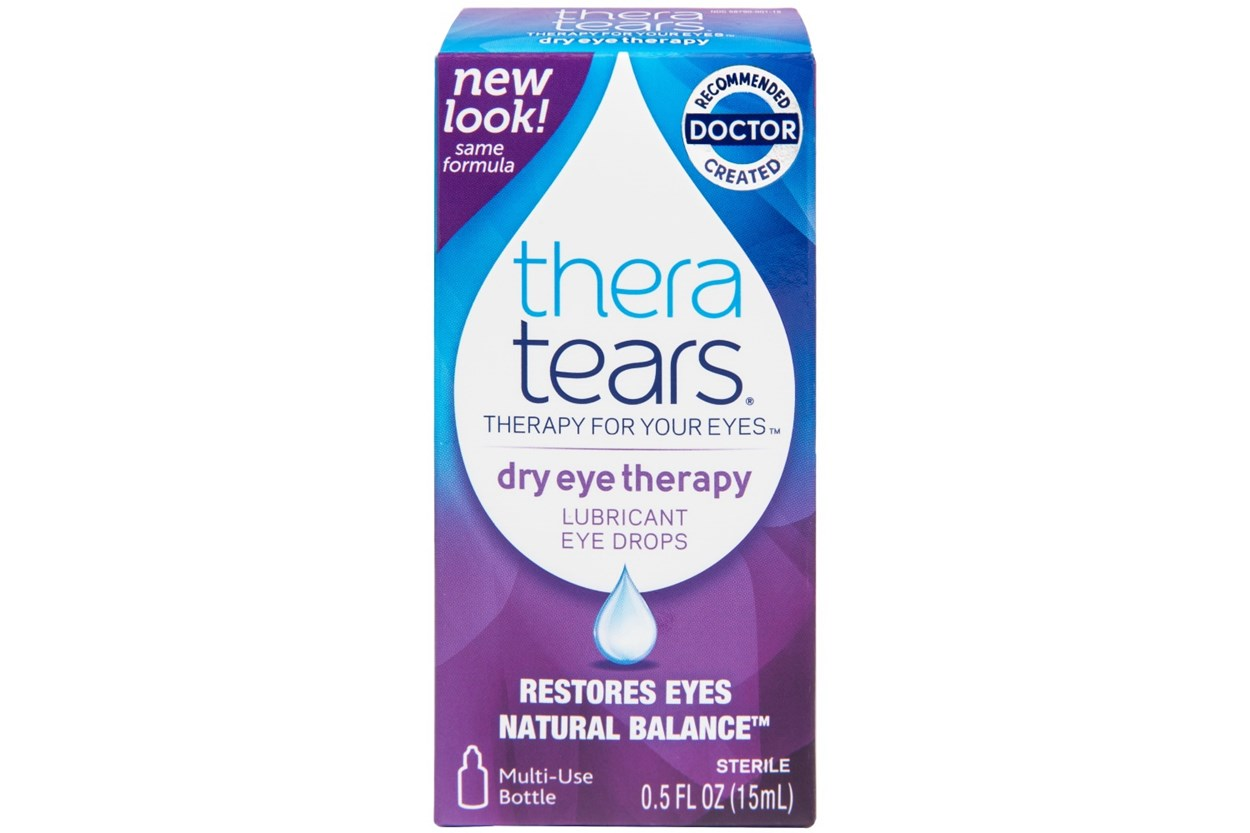 Thera Tears TheraTears Dry Eye Therapy (.5 fl. oz.)  DryRedEyeTreatments