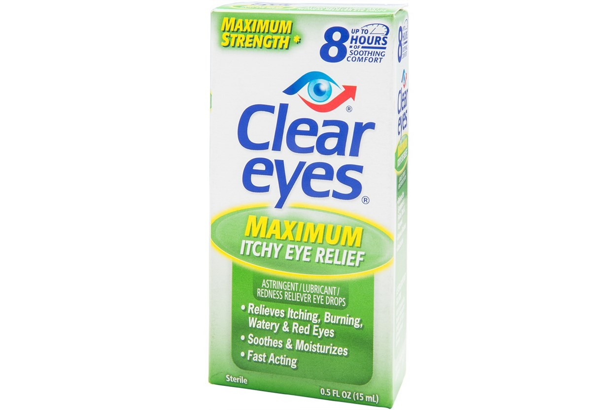 Clear Eyes Maximum Itchy Eye Relief (.5 oz) DryRedEyeTreatments