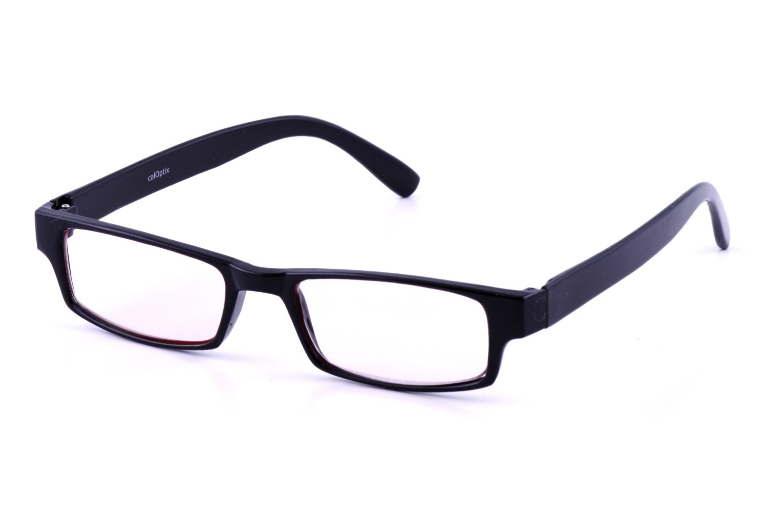 Black Frame Accessory Glasses : Gallery For > Black Rectangle Frame Glasses