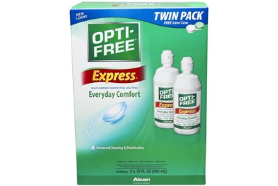 Opti-Free Express Multi-Purpose Solution Twin Pack