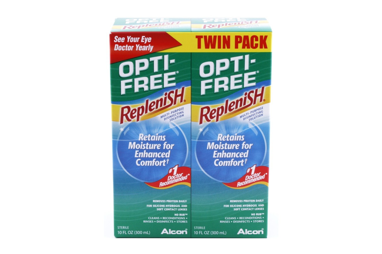 Opti Free Replenish Twin Pack
