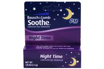 Soothe Night Time Lubricant Eye Ointment (.12 fl. oz.)