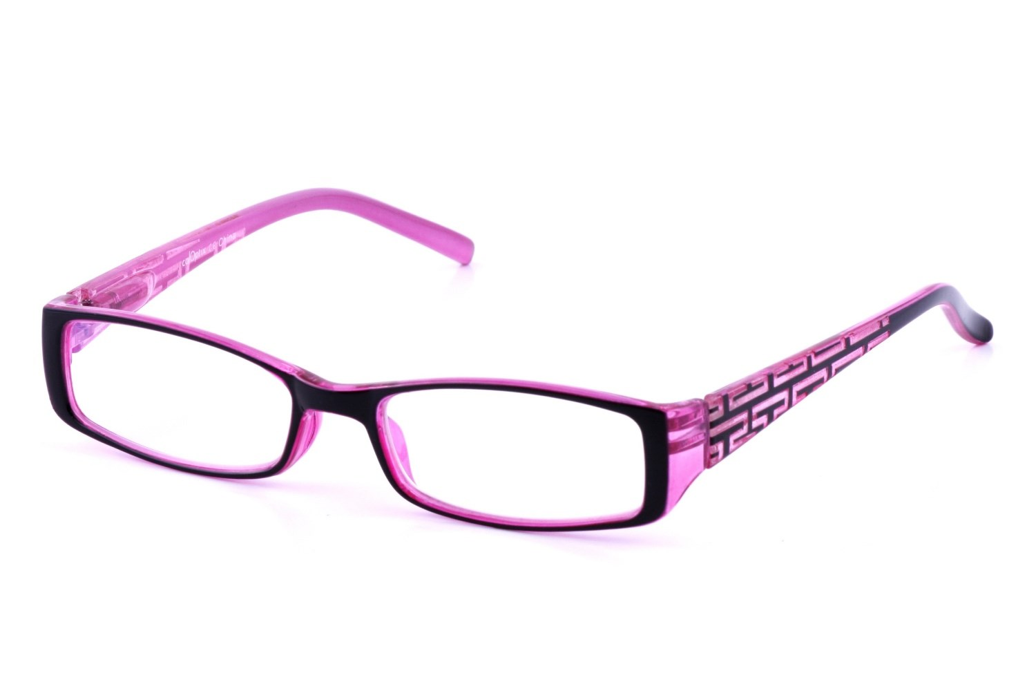 California Accessories Urban Eyes Purple Reading Glasses