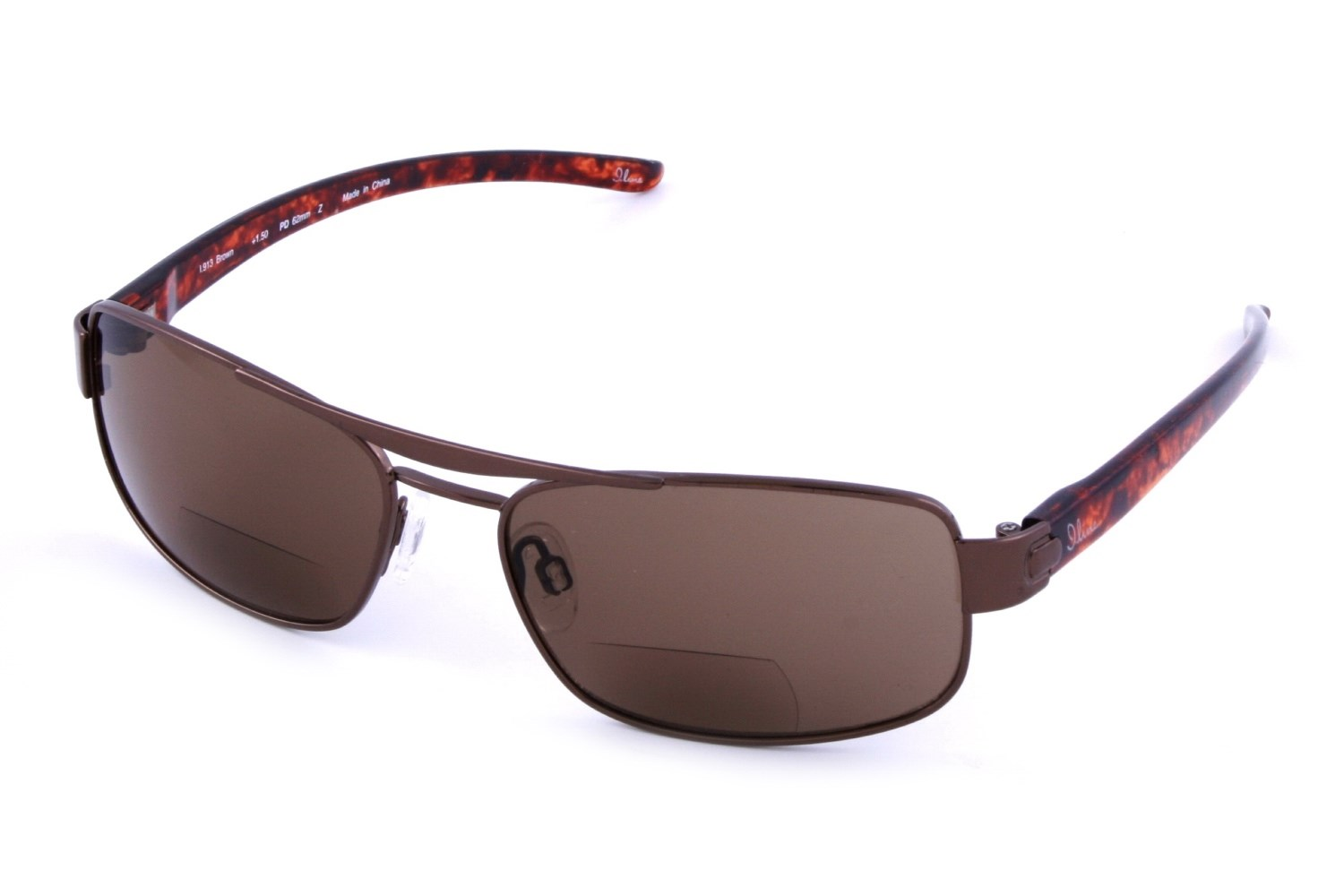 Cafe Readers Model I913 Brown Mens Sun Readers