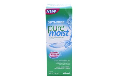 Opti-Free PureMoist Solution (10 fl. oz.)