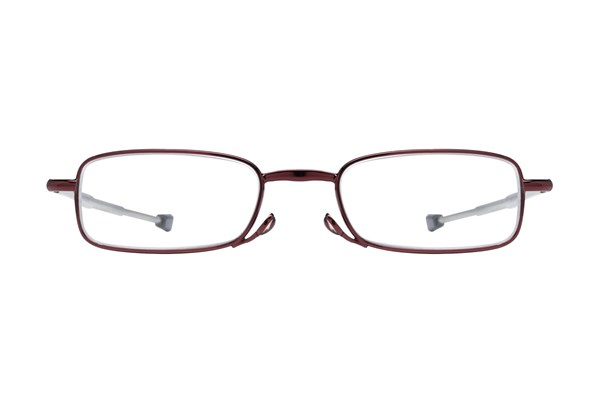 Magnivision Gideon Microvision Reading Glasses Red ReadingGlasses
