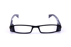 Foster Grant Light Specs Reading Glasses Black