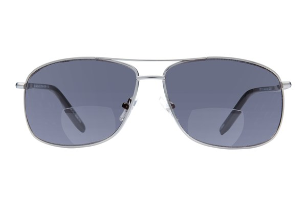 Foster Grant Accuracy Men's Reading Sunglasses Gray ReadingGlasses