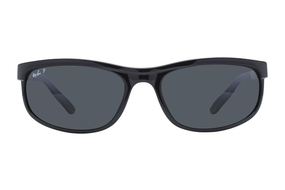 Ray-Ban® RB2027 Predator 2 Black Sunglasses