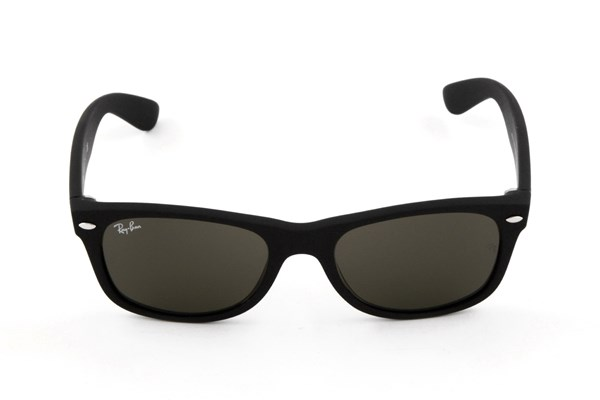 Ray-Ban® RB 2132 New Wayfarer Black Sunglasses