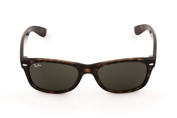 Ray-Ban® RB 2132 New Wayfarer Tortoise Sunglasses