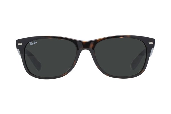 Ray-Ban® RB2132 55 New Wayfarer Tortoise Sunglasses