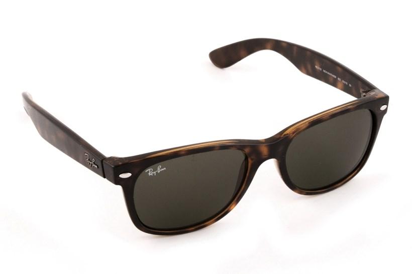 7755273bfe785 Ray-Ban® RB2132 55 New Wayfarer - Sunglasses At AC Lens