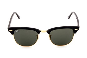 Ray-Ban® RB3016 49 Clubmaster Black