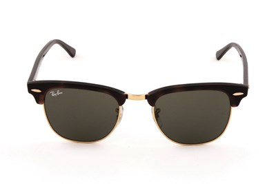 Ray-Ban® RB3016 49 Clubmaster Tortoise