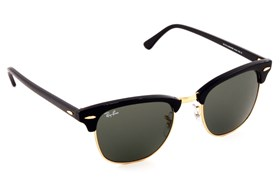 Ray-Ban® RB 3016 51 Clubmaster Black