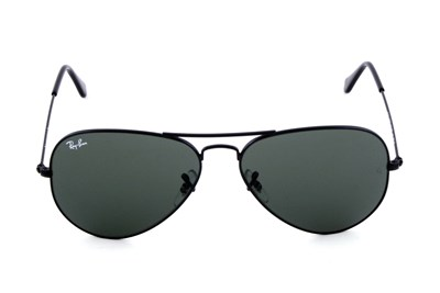 Ray-Ban® RB3025 58 Aviator Large Black