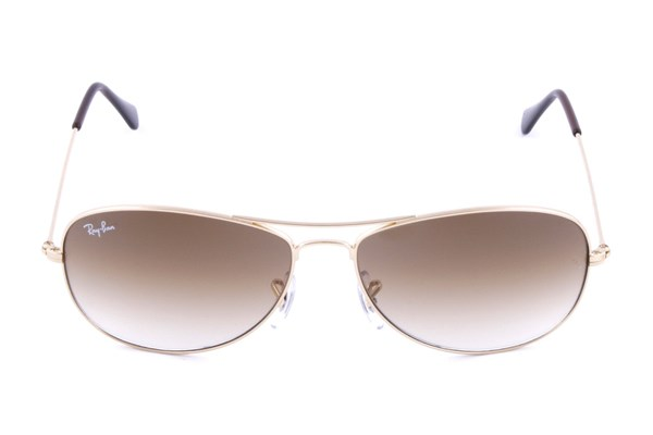 Ray-Ban® RB3362 59 Cockpit Sunglasses - Gold