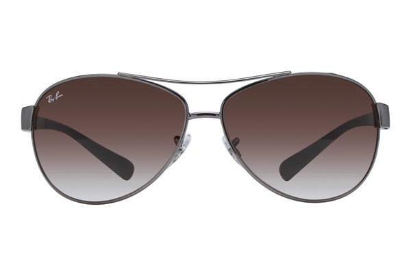 Ray-Ban® RB3386 63 Sunglasses - Gray