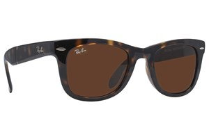 Click to swap image to Ray-Ban® RB 4105 50 Folding Wayfarer