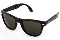 Ray-Ban RB4105 54 Folding Wayfarer