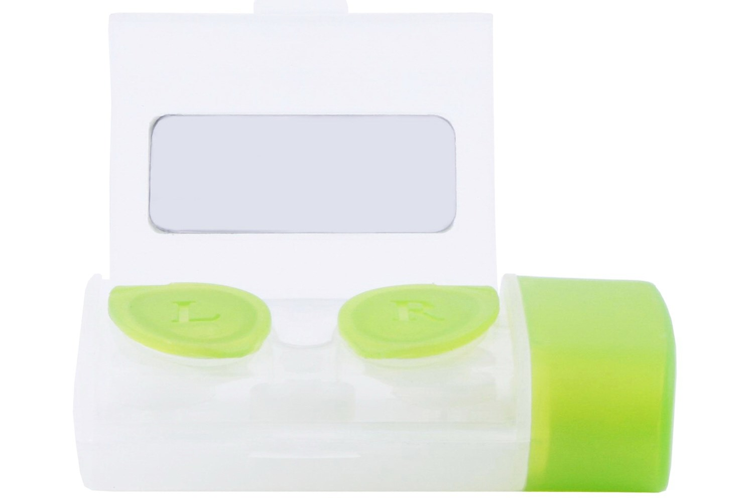 Contact Solution Small Contact Lens Travel Case 115oz