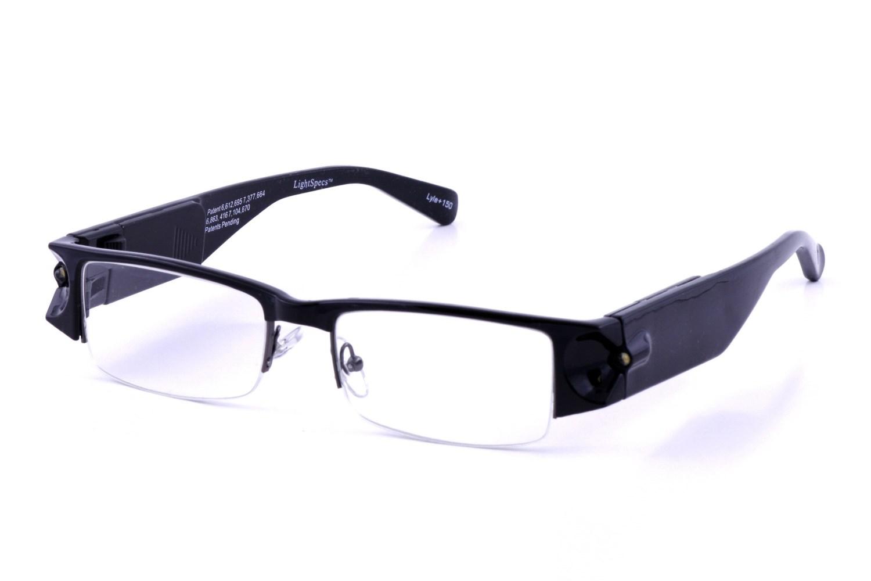 Foster Grant Lyle Light Specs Semi Rimless Reading Glasses