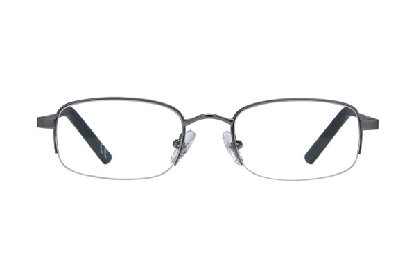 Private Eyes Hugh Reading Glasses Gray ReadingGlasses