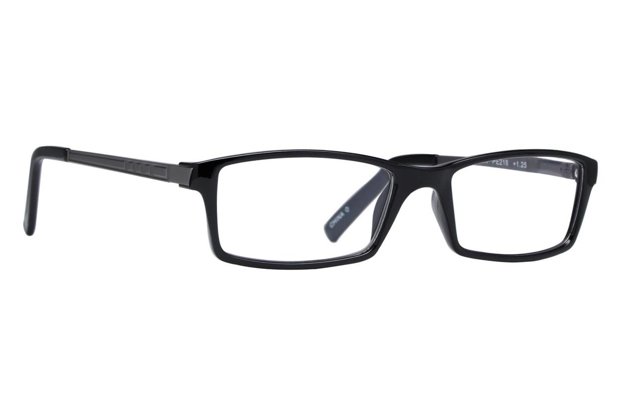 Private Eyes Lars Reading Glasses Black ReadingGlasses