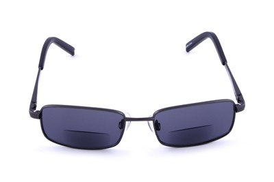 Private Eyes Thom Reading Sunglasses Black