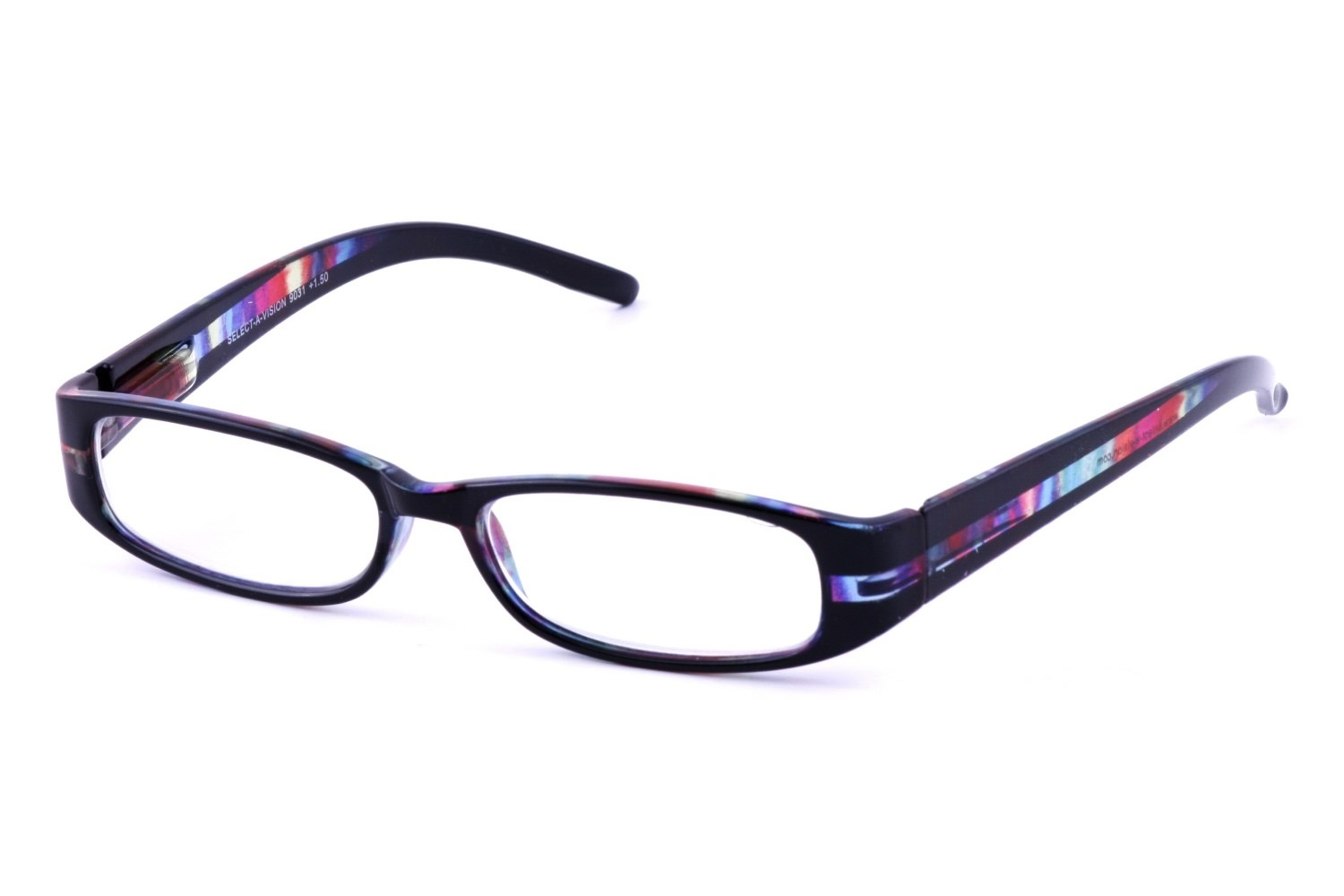 dynamic labs stained glass reading glasses
