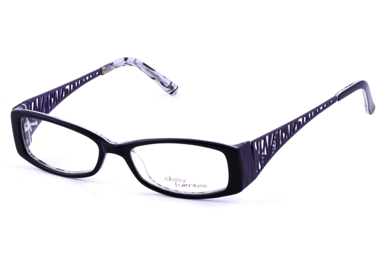 Daisy Fuentes DF Nadia Prescription Eyeglasses Frames