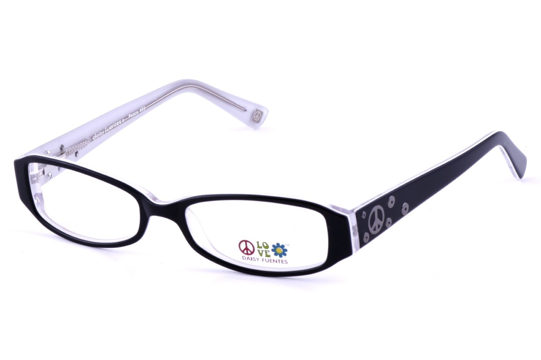 Daisy Fuentes DF Peace 403 Prescription Eyeglasses Frames