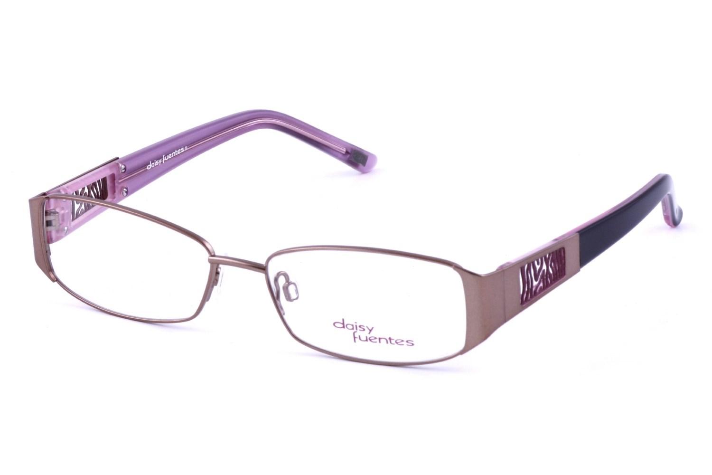 Daisy Fuentes DF Selena Prescription Eyeglasses Frames