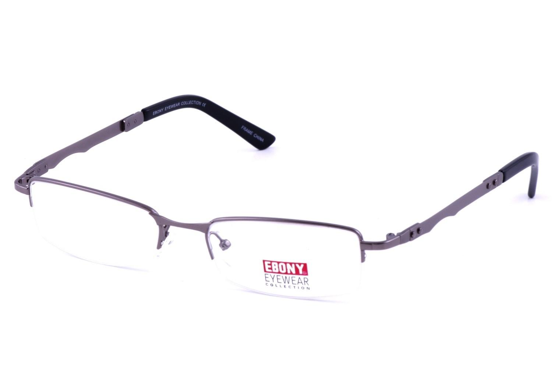 Ebony 7 Prescription Eyeglasses Frames